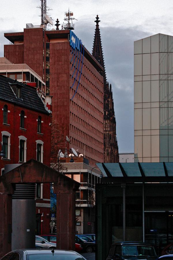 Cityscape, Cologne