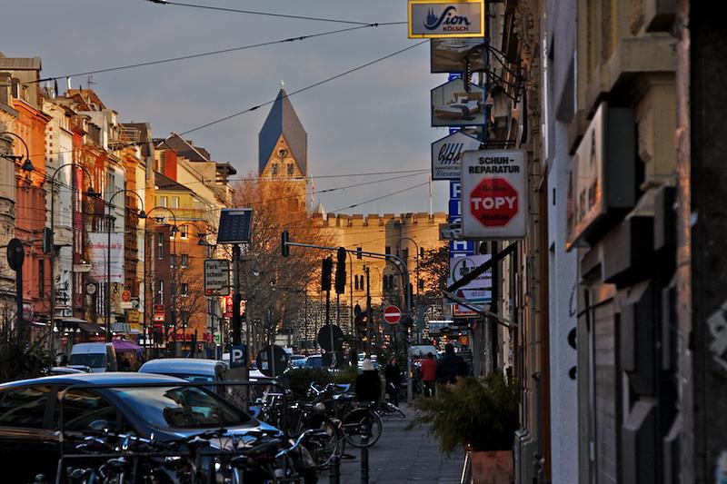 Aachener Straße, Cologne