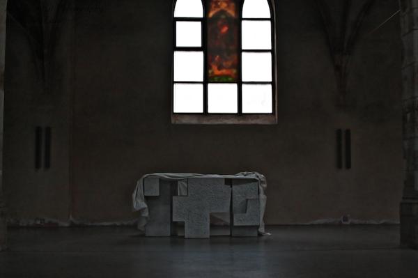 St. Peter, Cologne: Gurutz Aldare