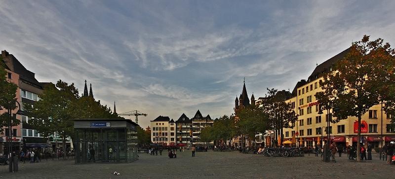 Heumarkt, Cologne
