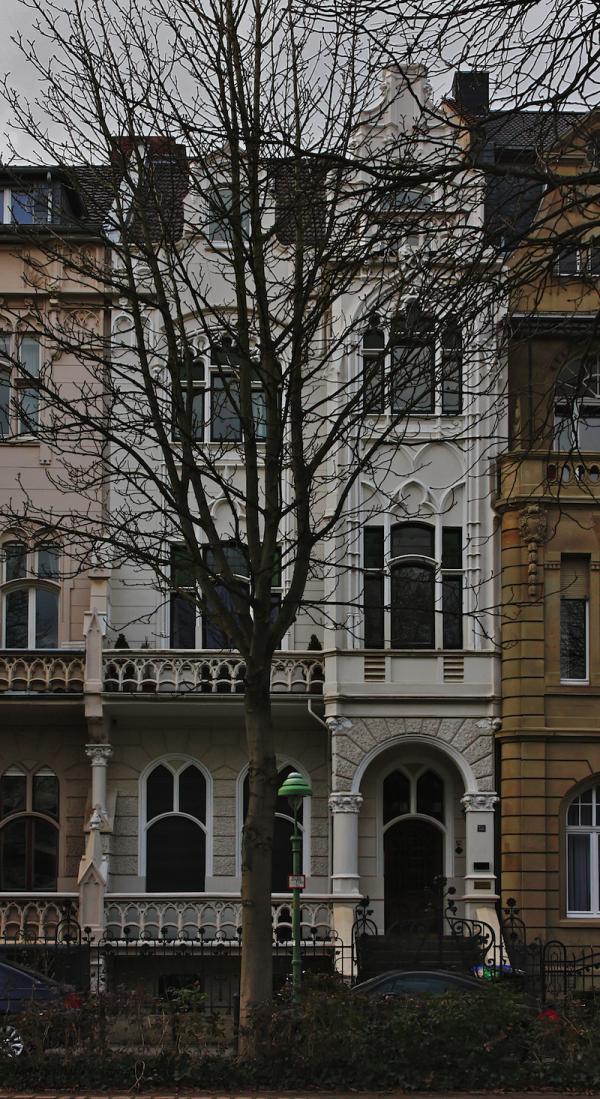 House at Poppelsdorfer Allee, Bonn