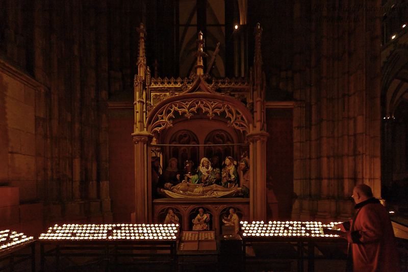 Domschweizer at Cologne Cathedral