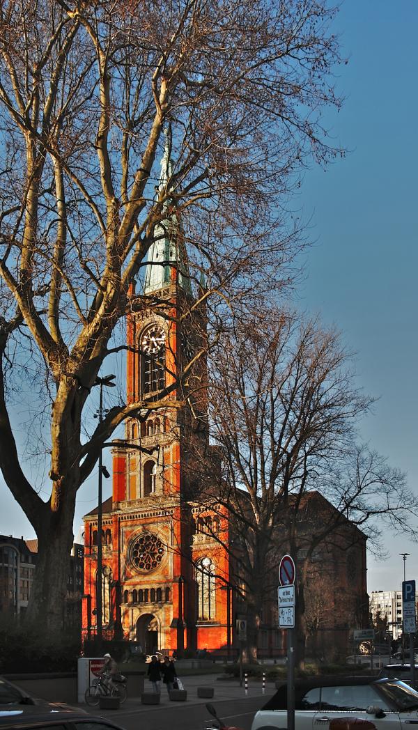 Johanneskirche, Düsseldorf