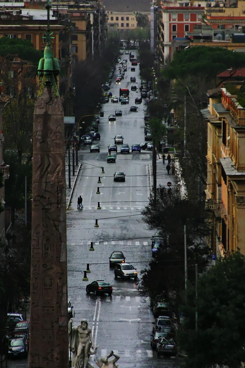 Via Cola di Rienzo, Rome