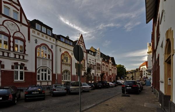 Düsseldorf, Drakestraße
