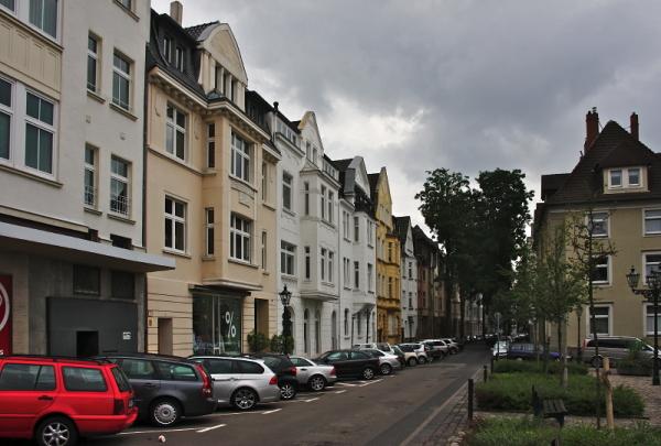 Markgrafenstraße, Düsseldorf