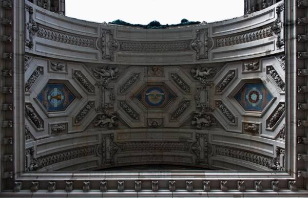 Berlin Cathedral: Portal Arc