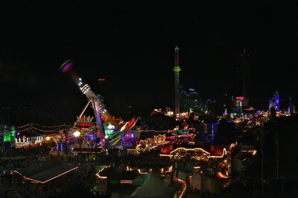 Oberkasseler Kirmes, Düsseldorf