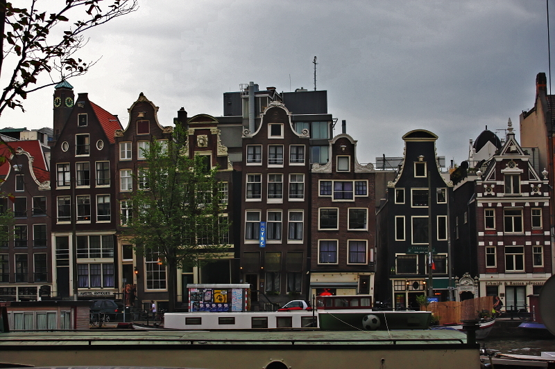 Slanted In Amsterdam Cityscape Amp Urban Photos Eclectic