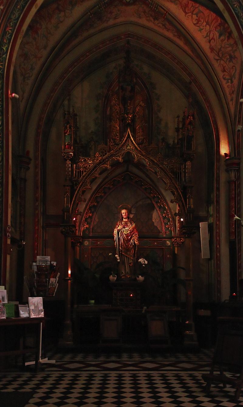 De Krijtberg, Amsterdam: Altar