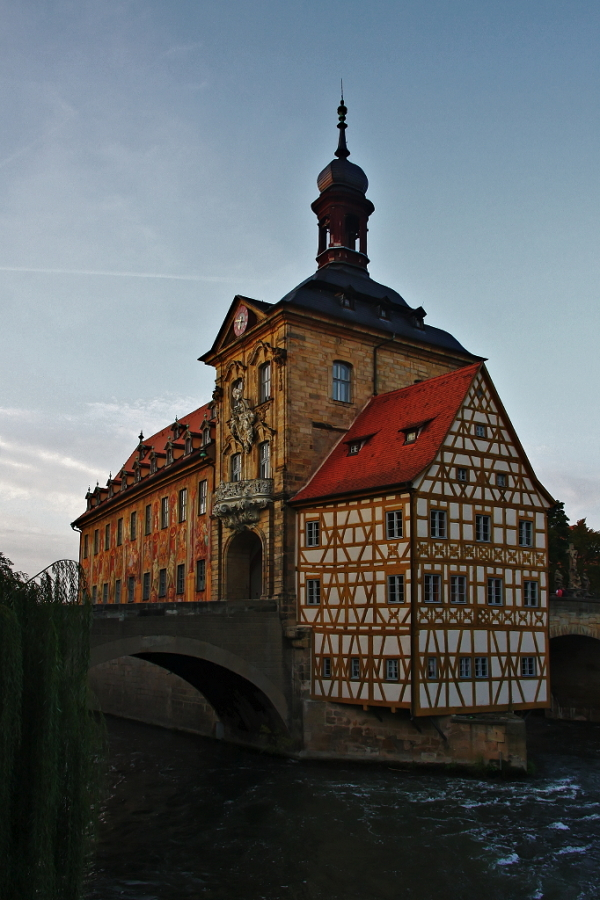 Old Town Hall, Bamberg