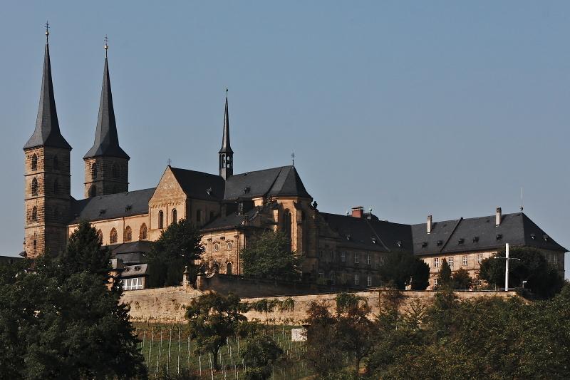 Michaelsberg Abbey, Bamberg