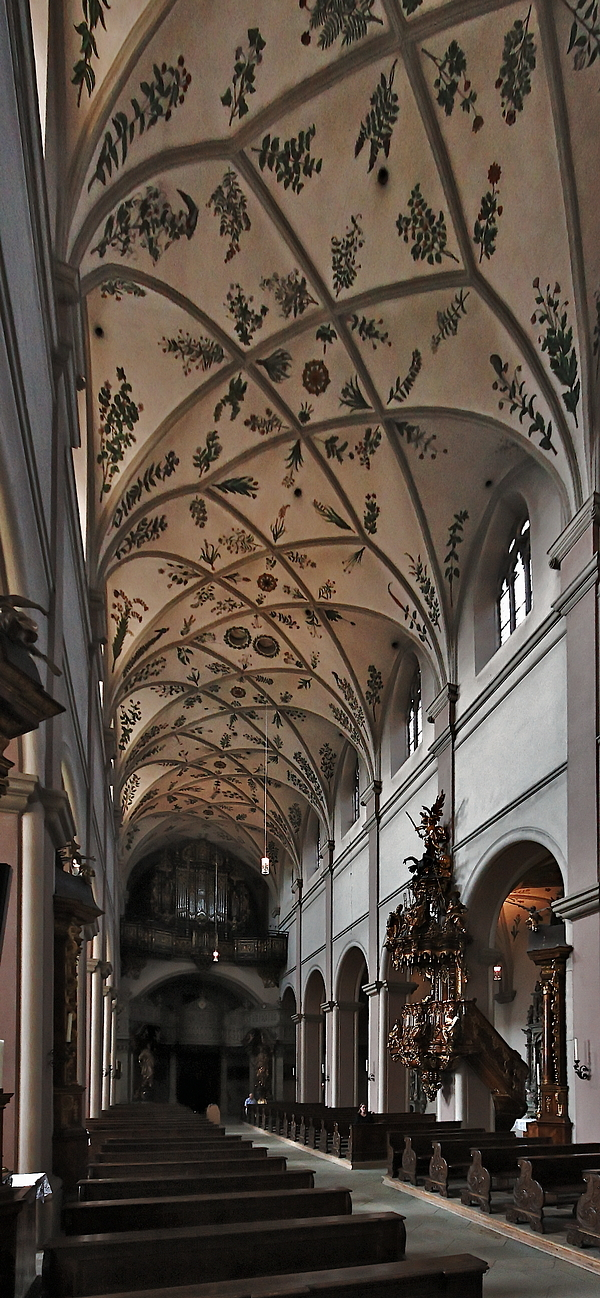 Michaelsberg Abbey, Bamberg: Interior
