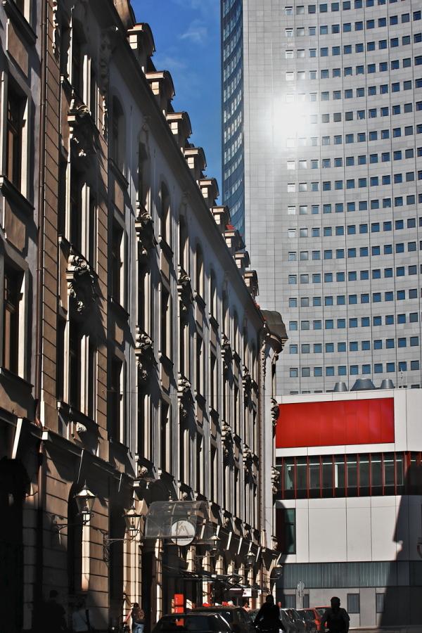Leipzig, City of Sharp Contrasts