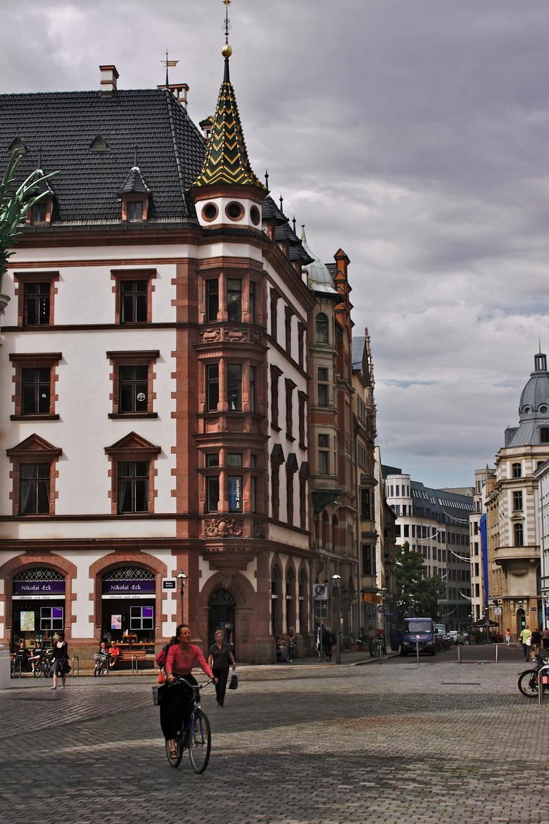 Predigerhaus, Leipzig