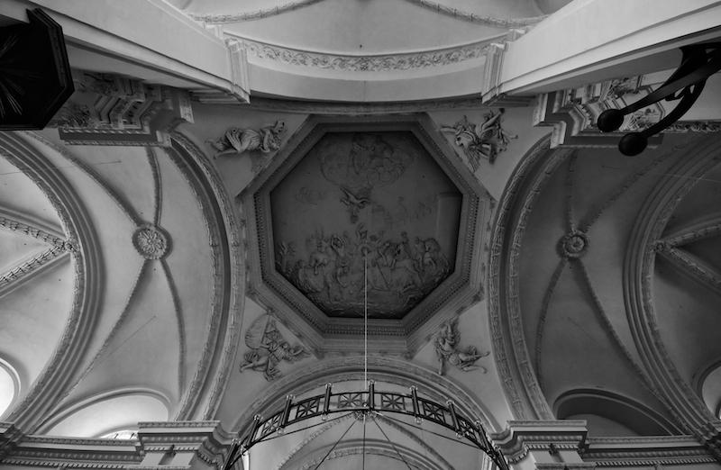 St. Stephan, Bamberg: Ceiling
