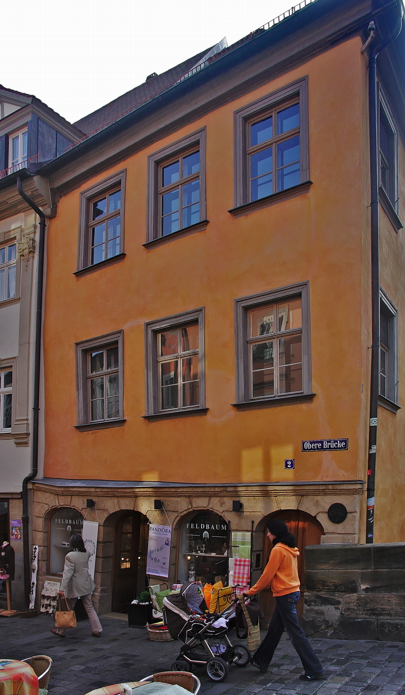 Silly Tuesday: Slanted in Bamberg
