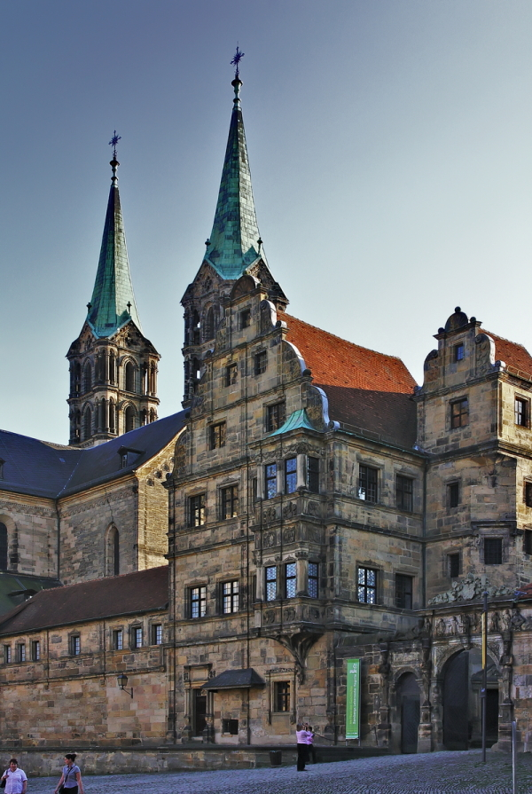 Alte Hofhaltung, Bamberg