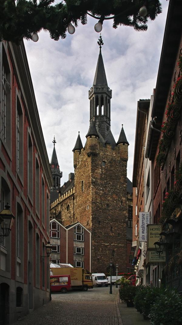 Aachen, Granusturm