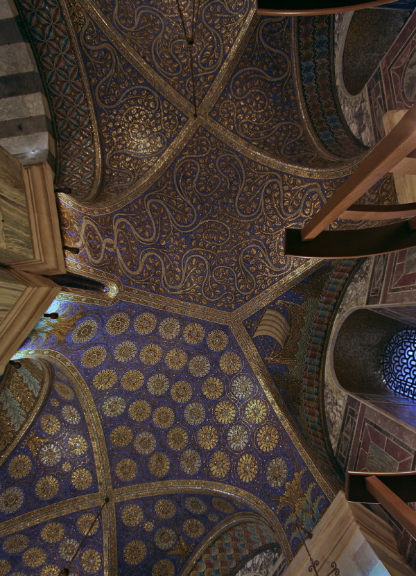 Aachen Cathedral: Vaults