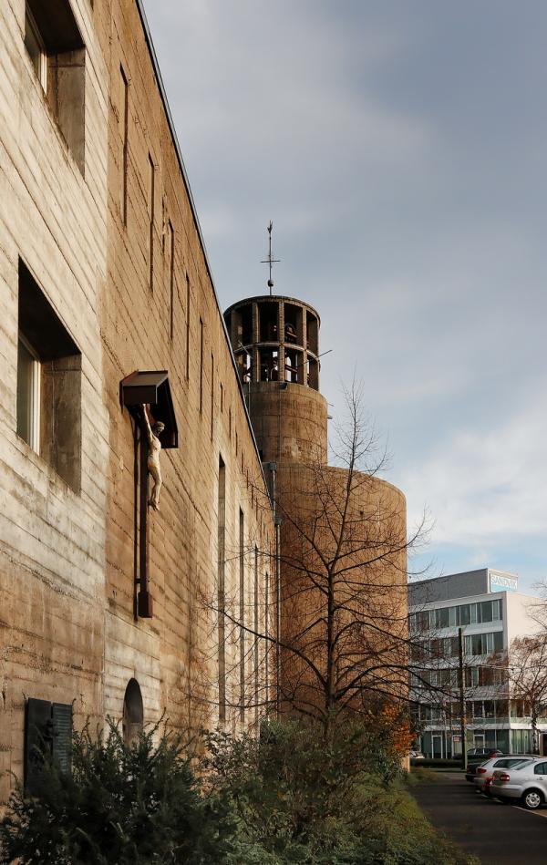 Bunkerkirche, Düsseldorf