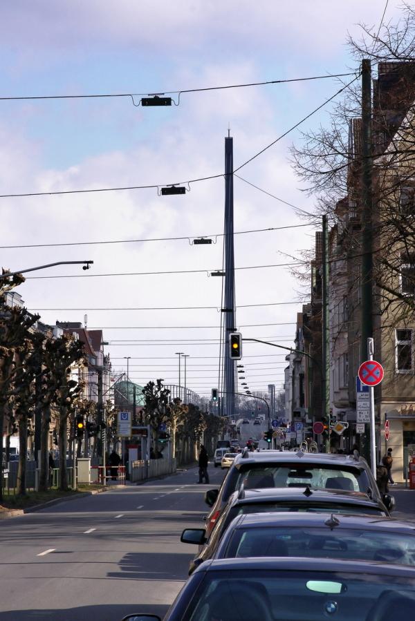 Luegallee, Düsseldorf
