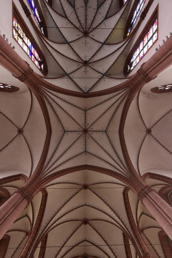 St. Agnes, Cologne: Ceiling (pt. 2)