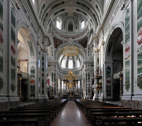 Jesuitenkirche, Mannheim