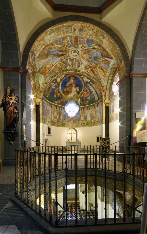 St. Maria and St. Clemens, Bonn: Upper Church