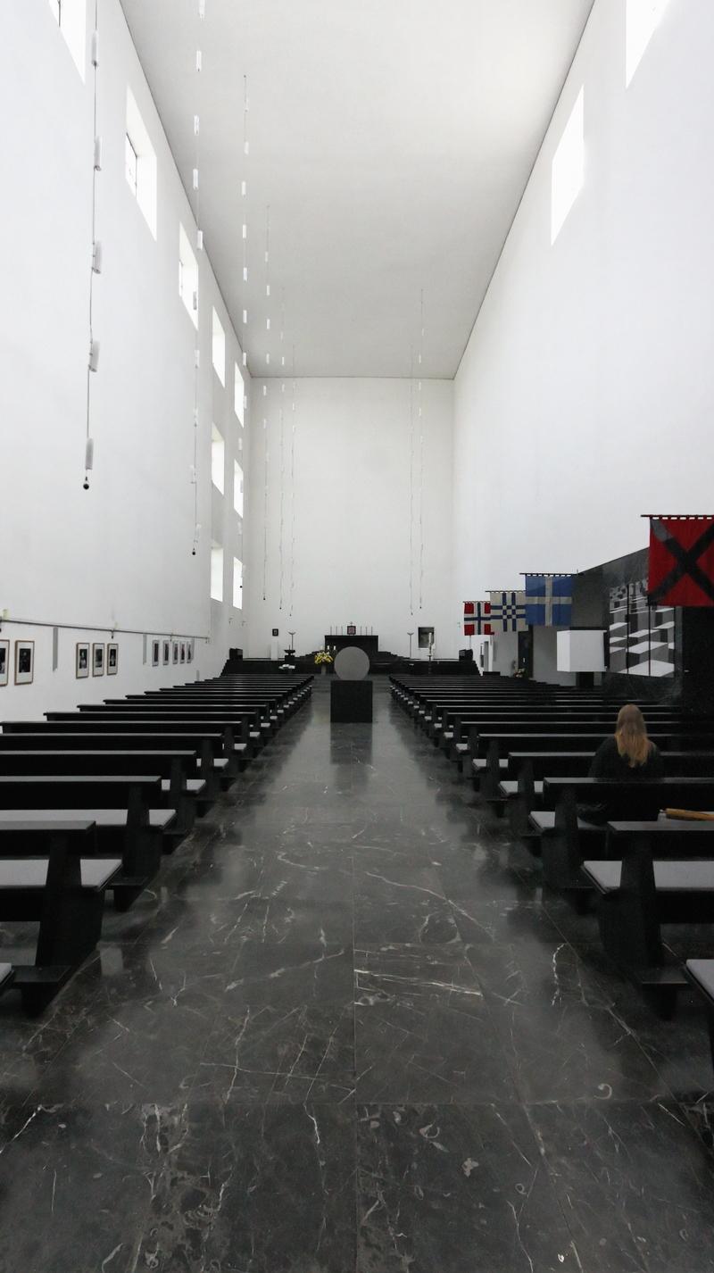 St. Fronleichnam, Aachen: Interior