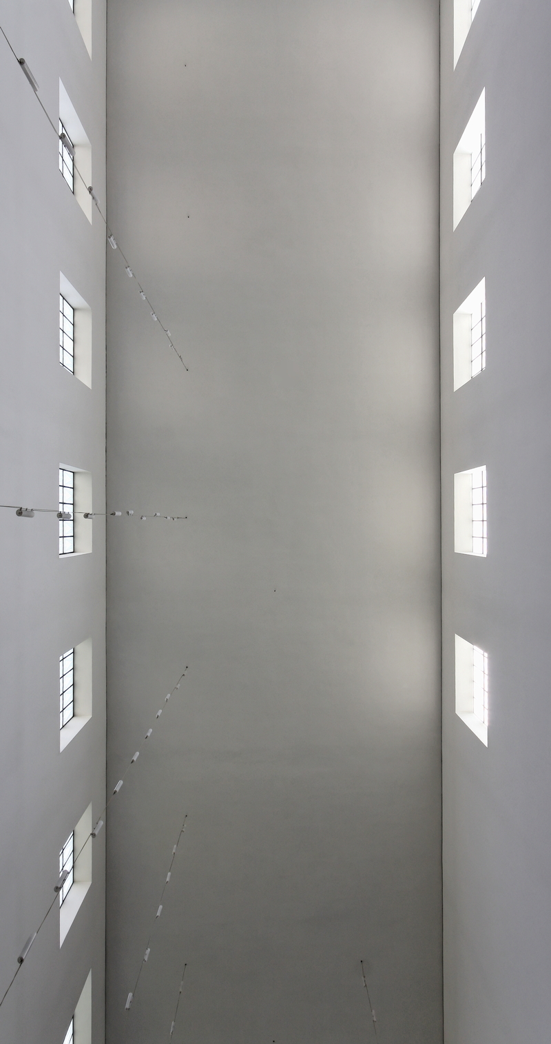 St. Fronleichnam, Aachen: Ceiling