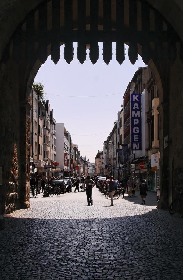 Porte de L'Aigle