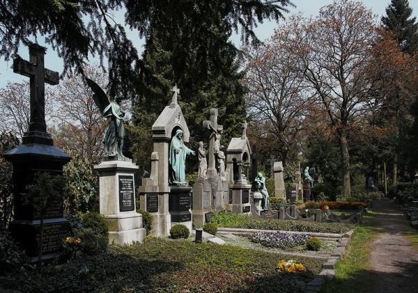 Aachen, Ostfriedhof