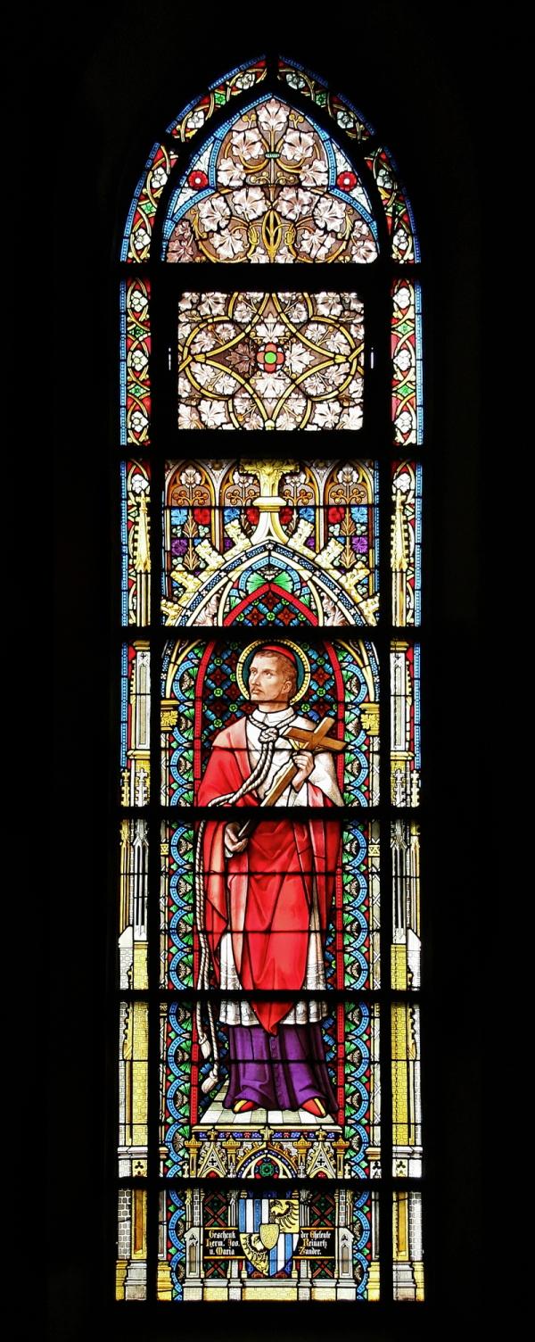 St. Heinrich und Kunigunde: Carlo Borromeo