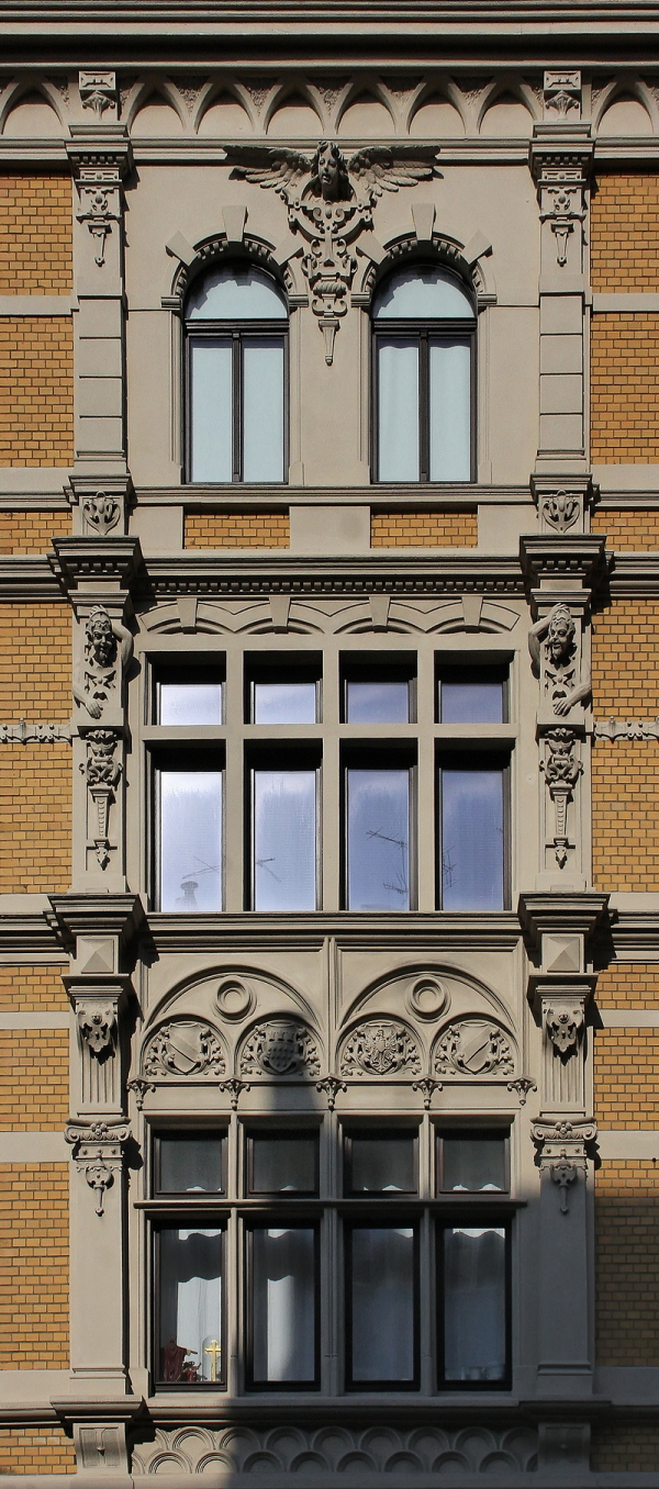 Facades of Our Fathers