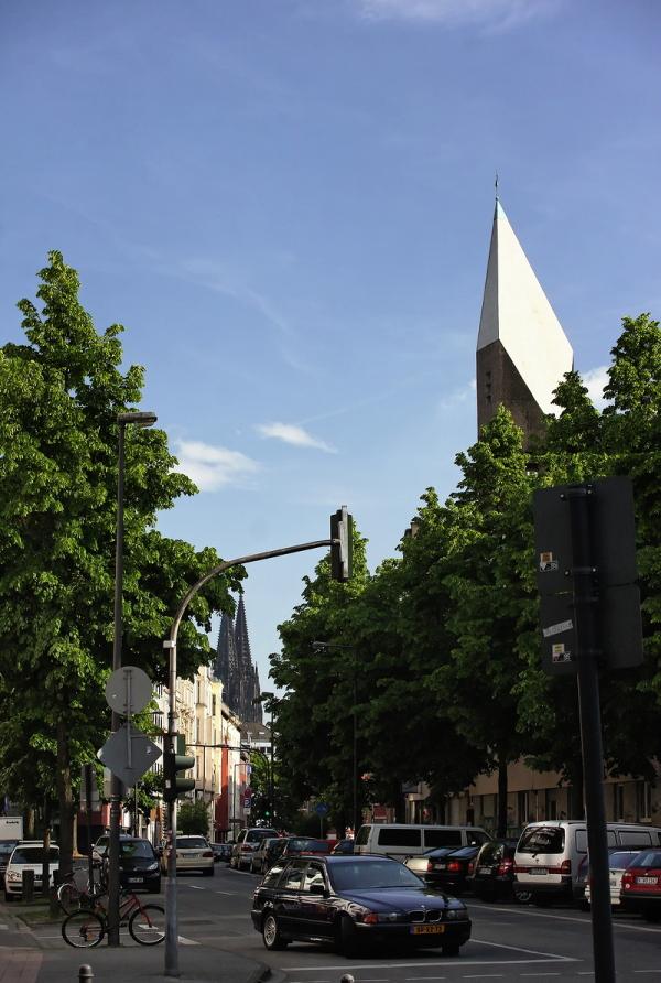 Krefelder Straße, Cologne