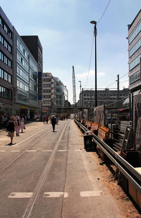 Mad Max: The Düsseldorf Incident