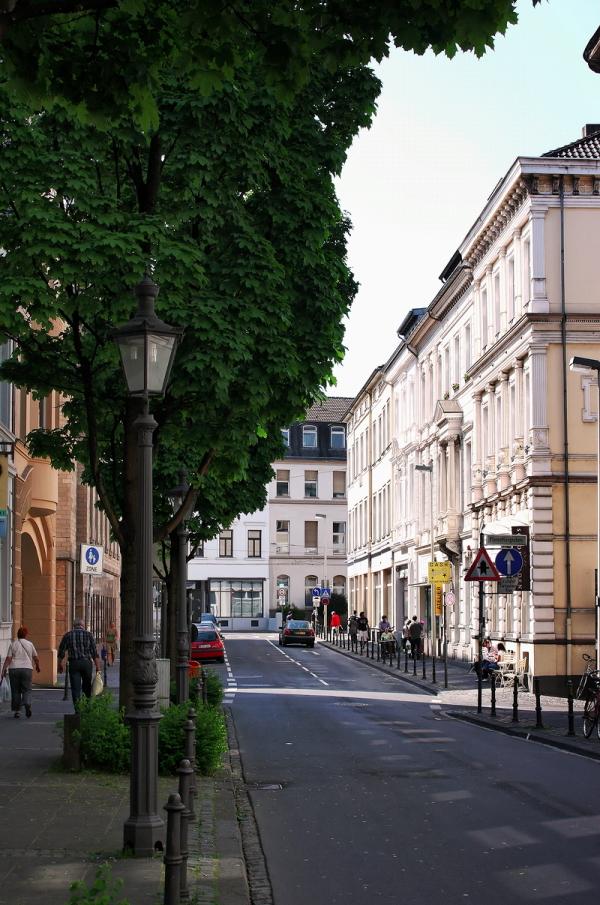 Maximilianstraße, Bonn