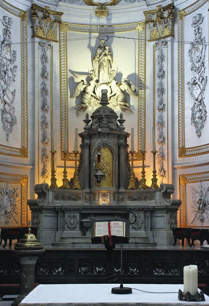 Notre-Dame du Finistère: High Altar