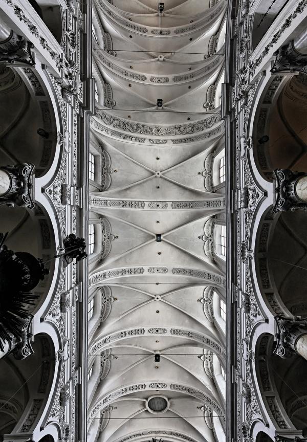 Notre-Dame du Finistère: Ceiling