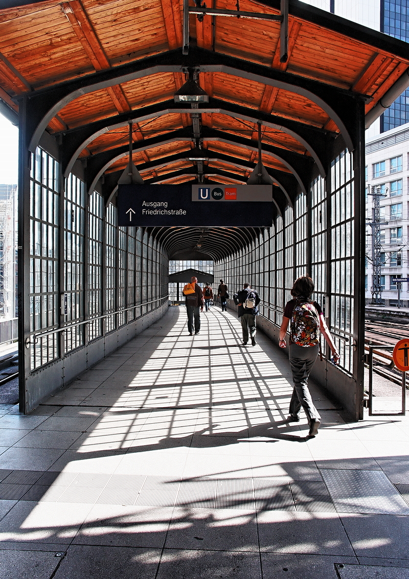 Berlin: Transit