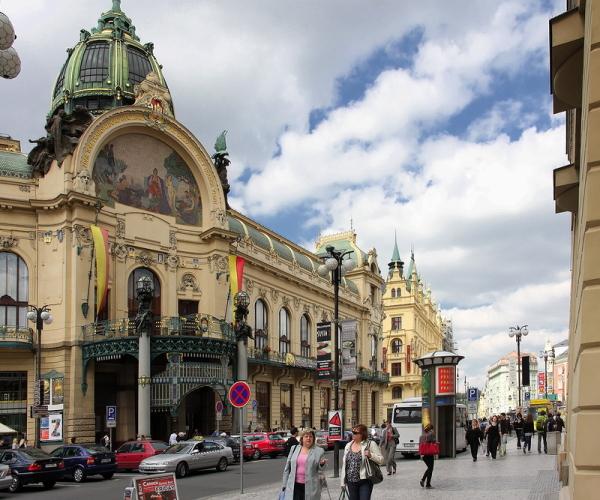 Obecní dům, Praha