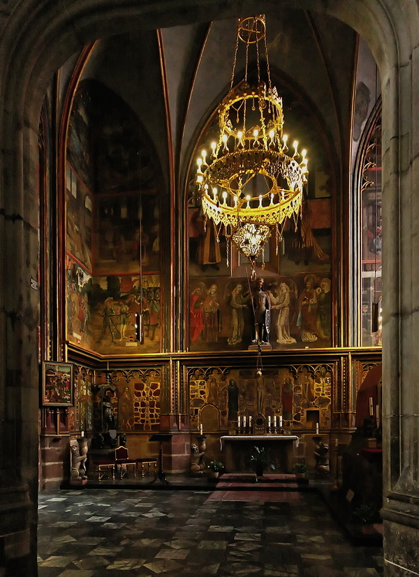 St Vitus, Prague: St. Wenceslas Chapel