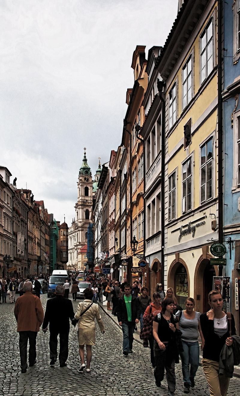 Malostranské náměstí, Prague
