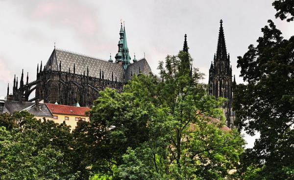 St Vitus, Prague