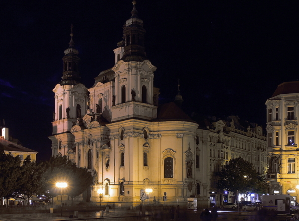 St Nicholas, Prague