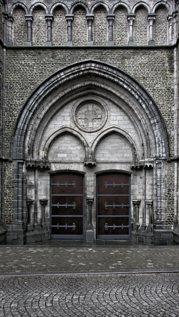 Church of Our Lady, Bruges: Portal