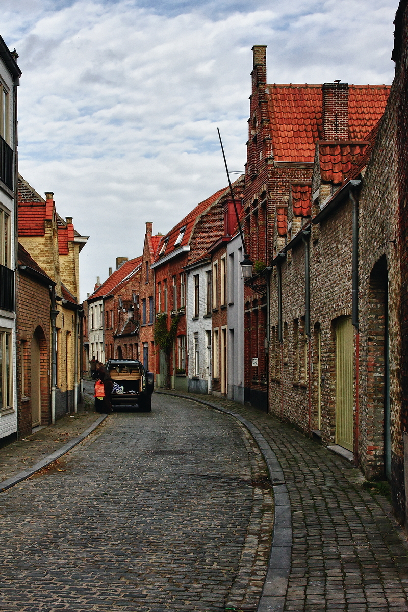 Oude Gentweg, Bruges