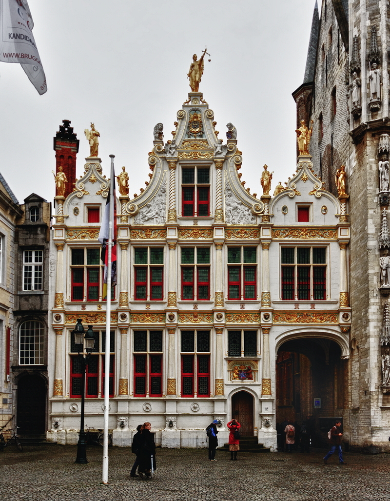 Old Civil Registry, Bruges