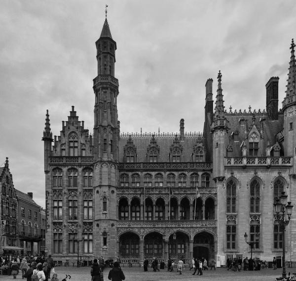 Provincial Court, Bruges
